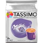 Кофе в капсулах Tassimo Milka (напиток с какао)