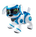 Интерактивная игрушка Manley Toys Собака Teksta Pupp синяя