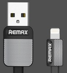 USB lightning Remax Platinum RC-044i 1m (black)