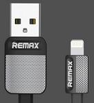 USB lightning Remax Platinum RC-044i 1m (black)