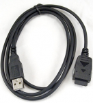 Usb кабель для MP3 MP4 плееров Samsung yp-t9, yp-t10 (AH39-00899A/AH39-00899B)