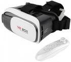 Очки-шлем виртуальной реальности VR Box v. 2.0 с пультом bluetooth