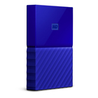 Жесткий диск Western Digital My Passport 3 TB (WDBUAX0030BBL-VA)