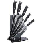 Набор ножей на подставке Wellberg WB-5032 (6 предметов)