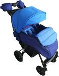 Прогулочная коляска babyhit Travel Air темно-синий
