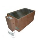 Инкубатор для яиц Блиц 72 на 72 яйца с автоматическим переворотом (12/220В)