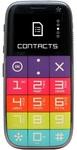 Мобильный телефон Just5 CP10S разноцветный