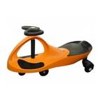 Каталка Бибикар Bradex с полиуретановыми колесами цвет оранжевый (de 0048)