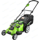 Газонокосилка greenworks 2500207vb G40LM49DBK4